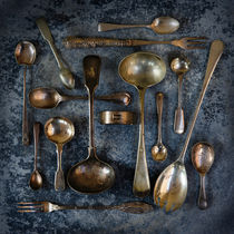 Spoons & Forks by James Rowland