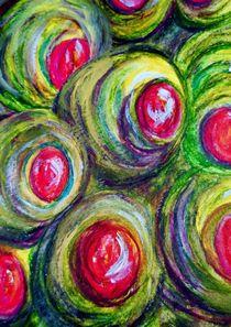 Olives in a Jar von eloiseart