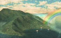 Island of the Flying Mermaids von Christi Ann Kuhner