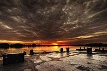 Bleckede sunrise von photoart-hartmann