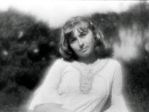 The pictoreal portret of pretty girl by Roman Popov