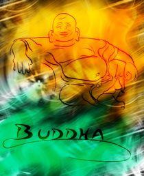 Buddha von Stephan Zaun