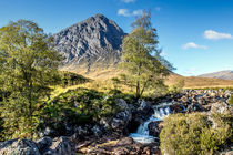 Buachaille Etive Mor von Sam Smith