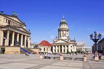 Berlin Gendarmenmarkt von topas images
