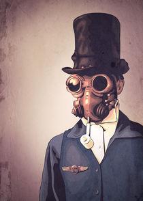 'Steampunk' von Falcao Lucas