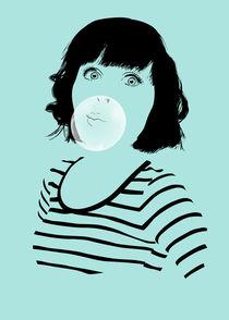 'Bubblegum' von Falcao Lucas