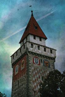 gemalter Turm von Horst Hoch