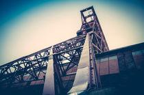 Zeche Consolidation Tower von pixelkoboldphotography