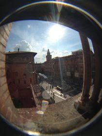 Piazza del Nettuno by Azzurra Di Pietro