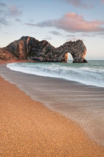 Durdle Door Breakers by Chris Frost