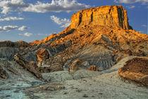 Sandstone & Shale by Douglas Pulsipher