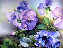 Violets by Stephanie Zobrist