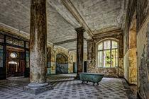 Abandoned Places 3 - Beelitz Heilstätten von Stefan Kloeren