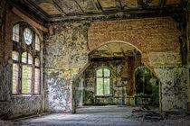 Abandoned Places 2 - Beelitz Heilstätten von Stefan Kloeren