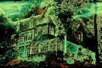 Geistervilla _2 von Heidrun Carola Herrmann