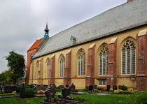 Kirche in Emden Larrelt - Church in Emden Larrelt by ropo13