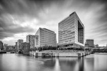 Hamburger Hafencity Spiegel by Stefan Kloeren