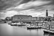 Hamburger Hafen by Stefan Kloeren