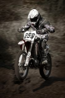 Motocross by Stephan Zaun