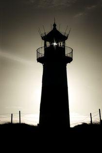 Leuchtturm Sylt von Stephan Zaun