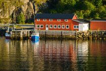 Port in Lofoten von Maciej Markiewicz