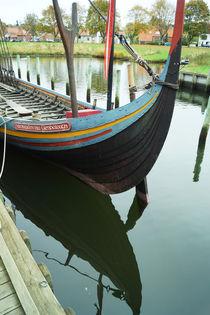 Viking ship Sea Stallion, Wikingerschiff von Sabine Radtke