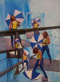 catwalk in the sky von Herfriede Konkolits-Fessl