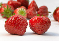 fresh strawberry by Bombaert Patrick