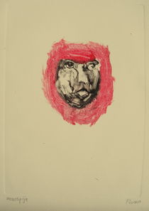 Face2 von Ivana Vasic Nikolic