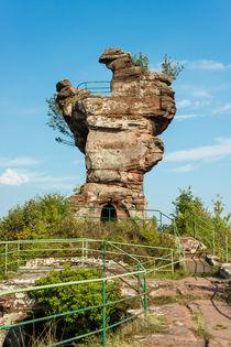 Drachenfels - Backenzahn von Erhard Hess