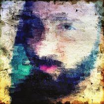 Portrait of the man von Ale Di Gangi