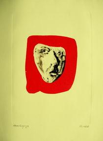 Face1 von Ivana Vasic Nikolic