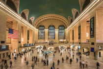 Grand Central Station von Markus Hartmann