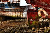 Ship # 3 by Jo Holz