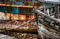 Ship # 2 by Jo Holz