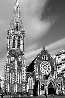ChristChurch Cathedral by ric mulock