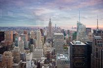 Manhattan Skyline von Markus Hartmann