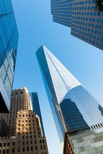 One World Trade Center by Markus Hartmann