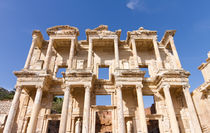 Library of Celsus in Ephesus, Turkey von Evren Kalinbacak
