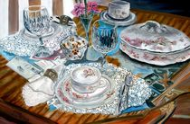 china tea set by Derek McCrea