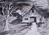 The Barn by Derek McCrea