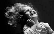 Lachendes Mädchen von Marie  Rambauske