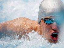 Schwimmer von Marie  Rambauske