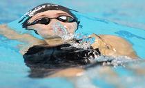 Schwimmerin von Marie  Rambauske