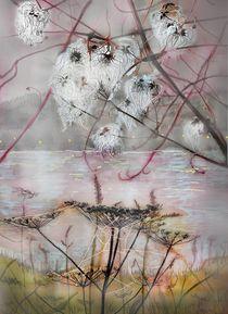 Nebelherbst by Heidi Schmitt-Lermann