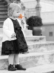 Kleines Mädchen von Marie  Rambauske