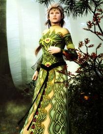 Lady Of Sherwood by forgottenangel-gabriel