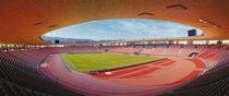 Letzigrund Stadion by Steffen Grocholl