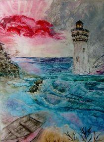 Der Leuchtturm by konni