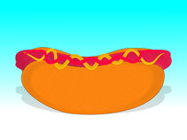 Pop Hot Dog von Ricardo de Almeida